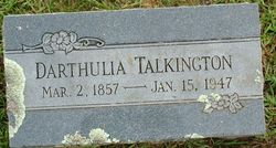 Darthulia Talkington