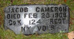 Pvt Jacob Cameron
