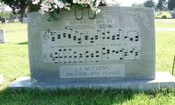 John Alexander McClung