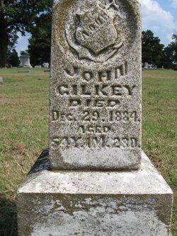 John Gilkey
