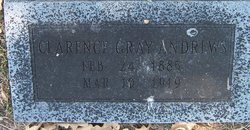 Clarence Gray Andrews