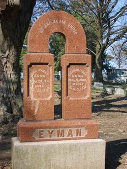 Elizabeth Eyman