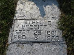Ethel <i>Debnam</i> Bobbitt