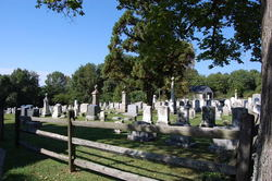 Chestnut Grove Presbyterian Church Cemetery
