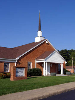 Barren Ridge Church of The Brethren Cemetery