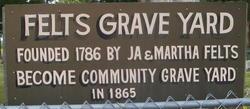 Felts Cemetery