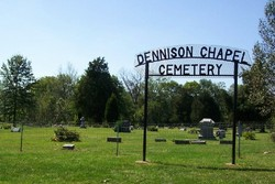 Dennison Chapel Cemetery