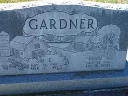 Pearl Eliza <i>Madsen</i> Gardner