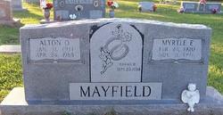 Myrtle F Mayfield