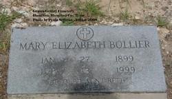 Mary Elizabeth Beth <i>Hubbard</i> Bollier