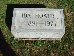 Ida <i>McQueen</i> Hower