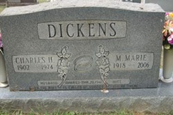 Mary Marie Dickens