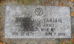 Robert George Yarian