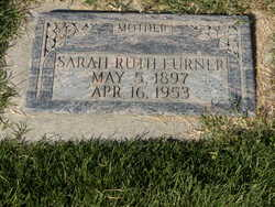 Sarah Ruth <i>Taylor</i> Furner