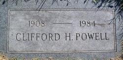 Clifford H. Powell