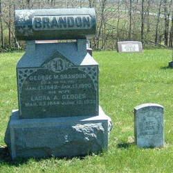 Laura Ann <i>Geddes</i> Brandon
