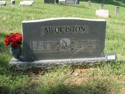 Bessie Louise <i>Arnett</i> McQuiston