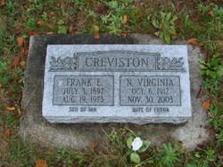 N. Virginia Creviston