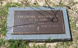 Theodore Ted Boxberger