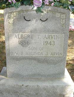 Albert Turner Arvin