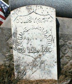 Sgt John Elvis Barnard