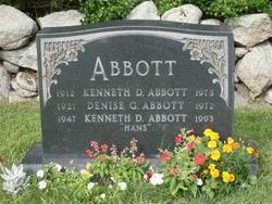 Kenneth D. Abbott