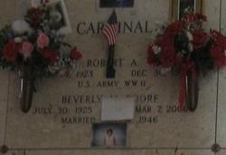 Robert A Cardinal