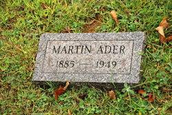 Martin Ader