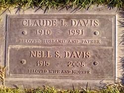Claude L Davis