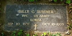 Billy Gene Sumner