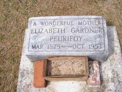 Elizabeth Lumpkin <i>Gardner</i> Peurifoy