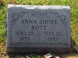 Anna P. <i>Shore</i> Botz
