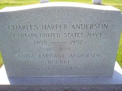 Capt Charles Harper Anderson, III