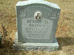Bernie H Brown