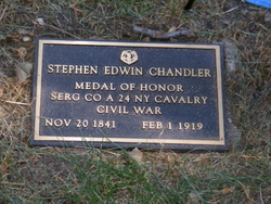 Stephen Edwin Chandler