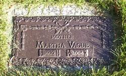 Martha <i>Sukkert</i> Vague