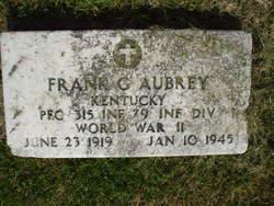 Frank G. Aubrey
