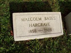 Malcolm Bates Hargrave