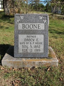 Nancy Emeline <i>Arbuckle</i> Boone