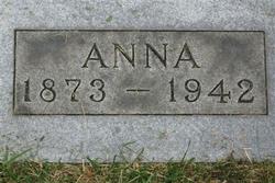 Anna M <i>Waldheim</i> Adams