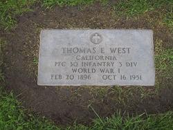 Thomas Edward West