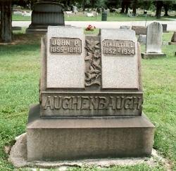 Henrietta <i>Harris</i> Aughenbaugh