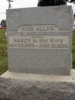 Nancy M. <i>Houser</i> Allen