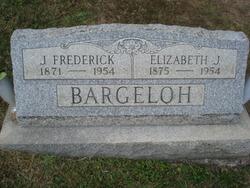 Elizabeth Jackson <i>Mayhew</i> Bargeloh