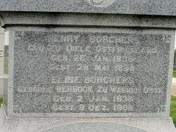 Johann Heinrich Christoph Henry Borchers