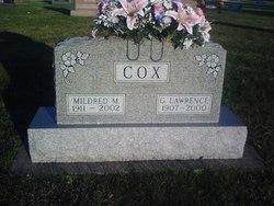 Mildred M Cox