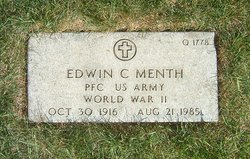 Edwin Charles Menth