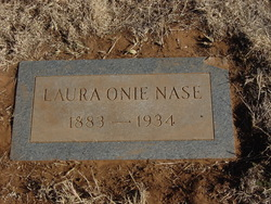 Laura Onie Nase