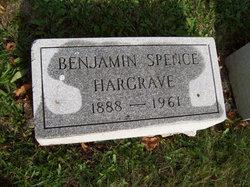 Benjamin S Hargrave