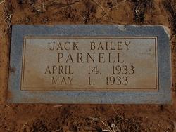 Jackson Bailey Jack Parnell